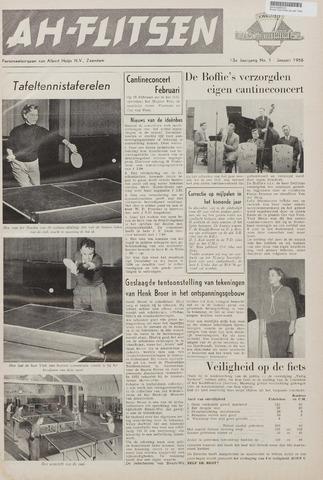 Personeelsbladen 1956-01-01
