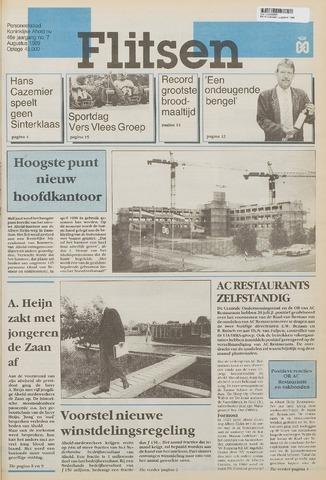 Personeelsbladen 1989-08-01