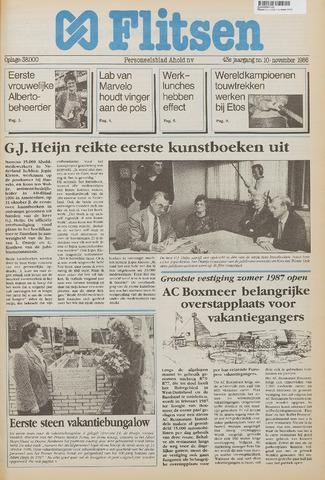 Personeelsbladen 1986-11-01