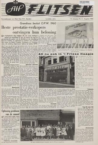 Personeelsbladen 1960-08-01