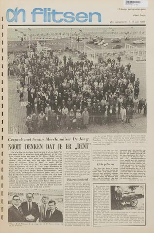 Personeelsbladen 1969-07-11