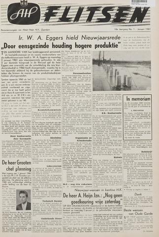Personeelsbladen 1961-01-01