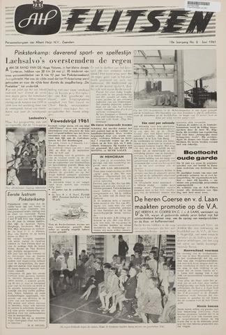 Personeelsbladen 1961-06-01