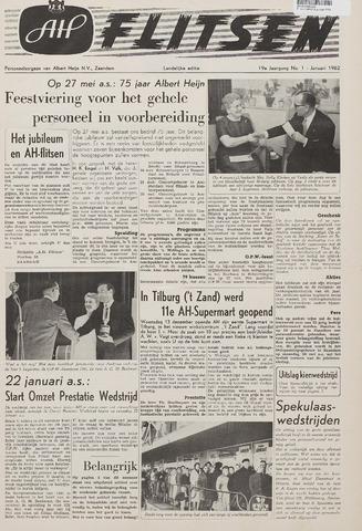 Personeelsbladen 1962-01-01