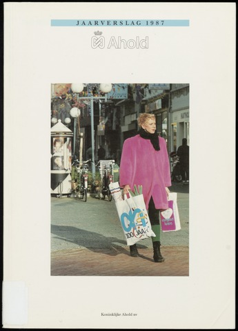 Jaarverslagen 1987