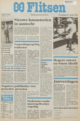 Personeelsbladen 1984