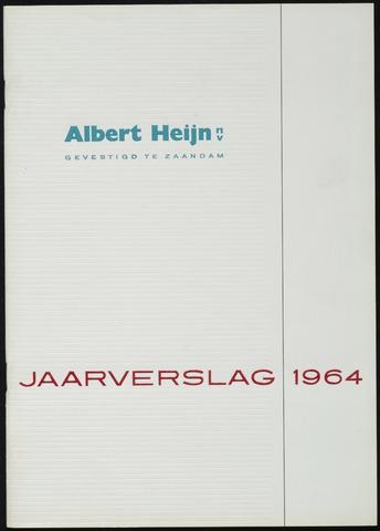 Jaarverslagen 1964-01-01