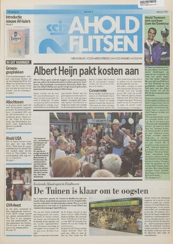Personeelsbladen 1992-10-01