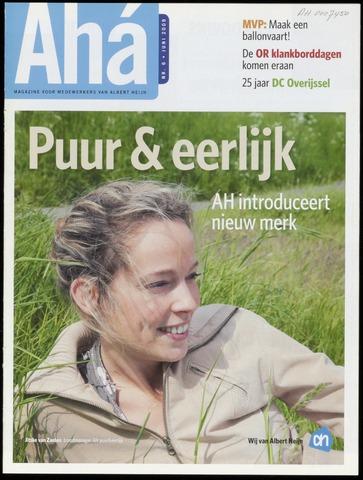 Personeelsbladen 2009-06-01