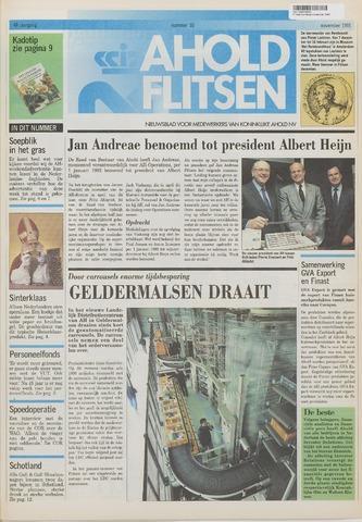 Personeelsbladen 1991-11-01