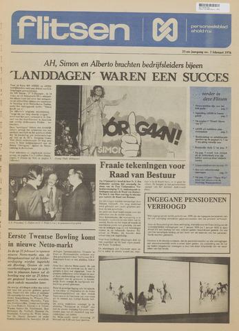 Personeelsbladen 1976-02-01