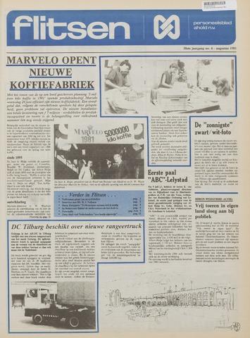 Personeelsbladen 1981-08-01