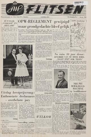 Personeelsbladen 1964