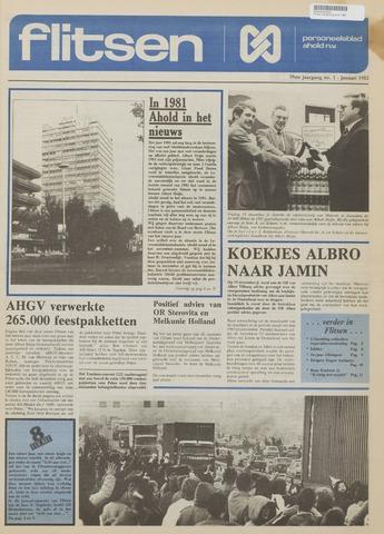 Personeelsbladen 1982-01-01