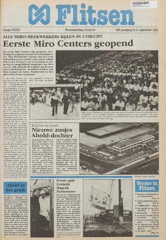 Personeelsbladen 1985-09-01