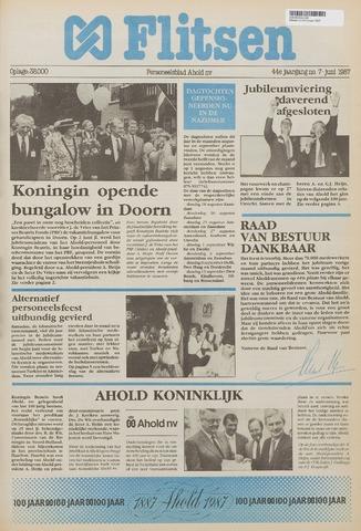 Personeelsbladen 1987-06-01