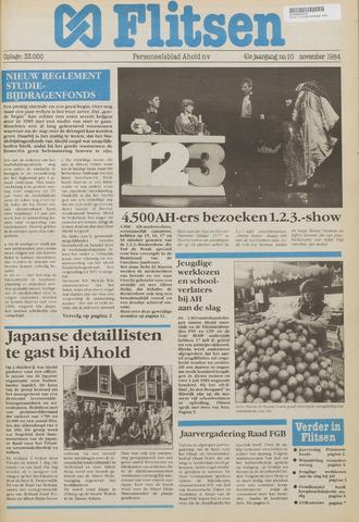 Personeelsbladen 1984-11-01