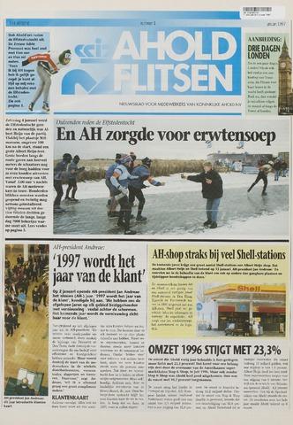 Personeelsbladen 1997-01-01