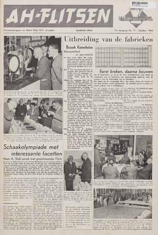 Personeelsbladen 1954-10-01
