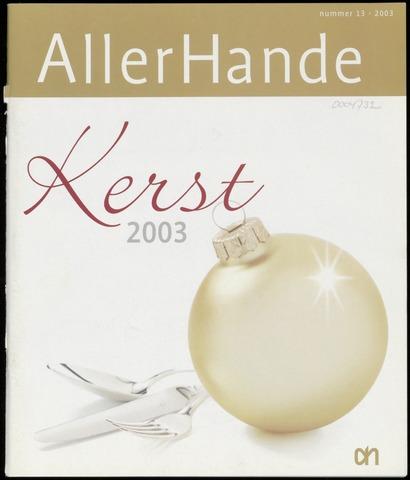 Allerhande 2003-12-15