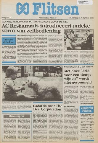 Personeelsbladen 1985-08-01