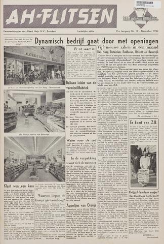 Personeelsbladen 1954-11-01