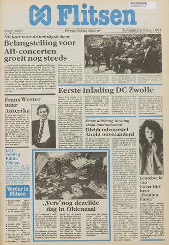 Personeelsbladen 1984-03-01
