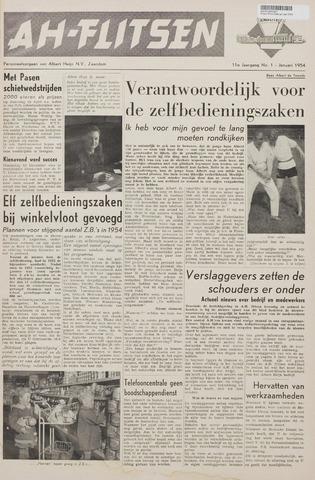 Personeelsbladen 1954-01-01