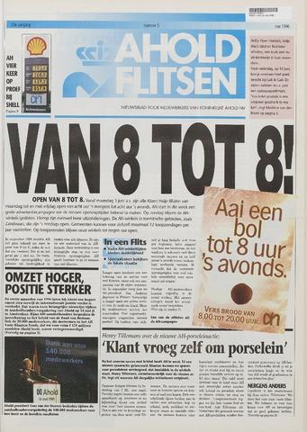 Personeelsbladen 1996-05-01
