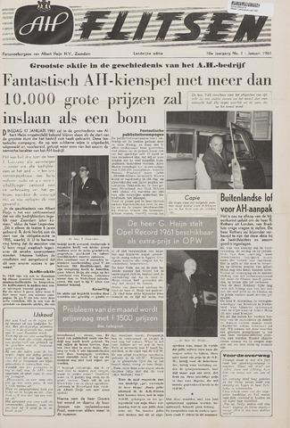 Personeelsbladen 1961