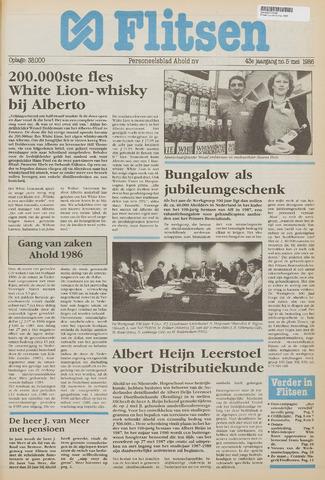 Personeelsbladen 1986-05-01