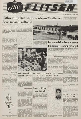 Personeelsbladen 1964-05-01