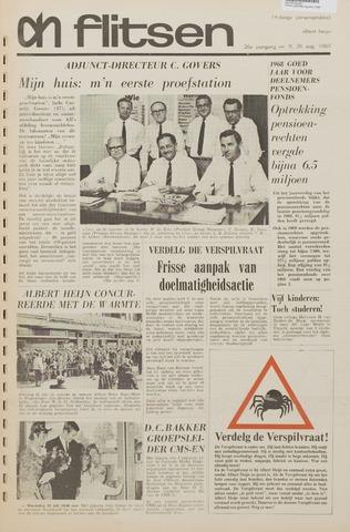 Personeelsbladen 1969-08-28