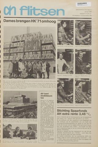 Personeelsbladen 1970-11-09