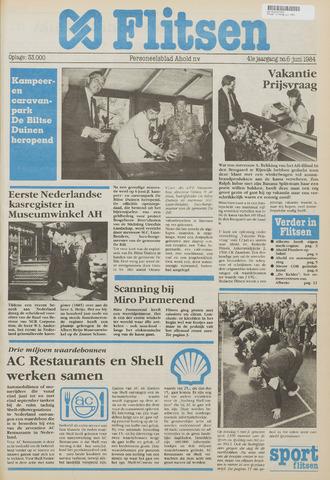 Personeelsbladen 1984-06-01