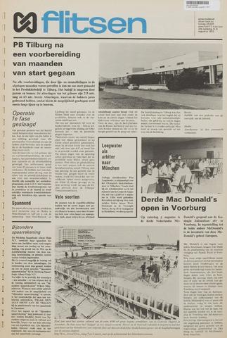 Personeelsbladen 1972-08-01