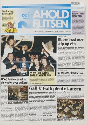 Personeelsbladen 1997-11-01