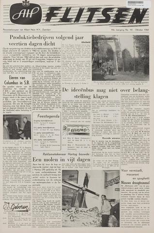Personeelsbladen 1961-10-01