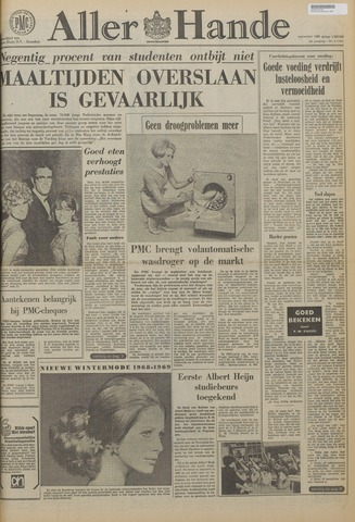 Allerhande 1968-09-01