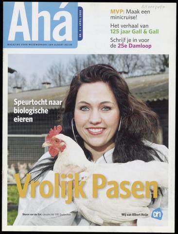 Personeelsbladen 2009-04-01