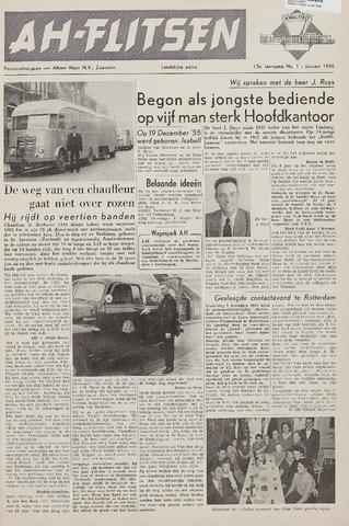 Personeelsbladen 1956