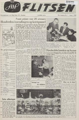 Personeelsbladen 1958