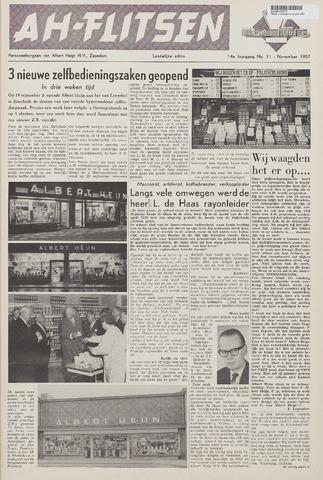 Personeelsbladen 1957-11-01