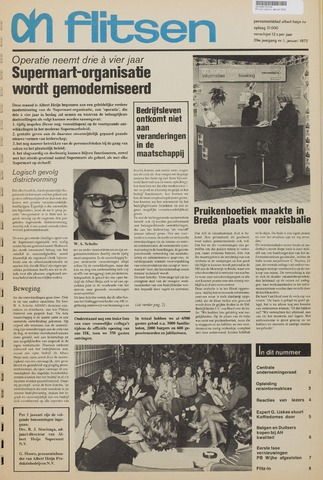 Personeelsbladen 1972