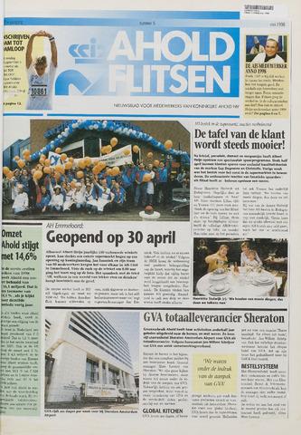 Personeelsbladen 1998-05-01