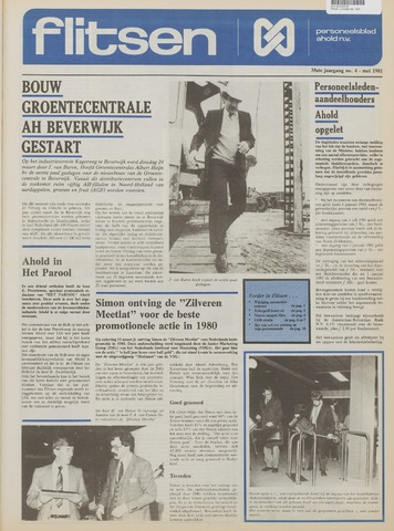 Personeelsbladen 1981-05-01