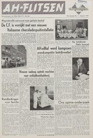 Personeelsbladen 1957-08-01