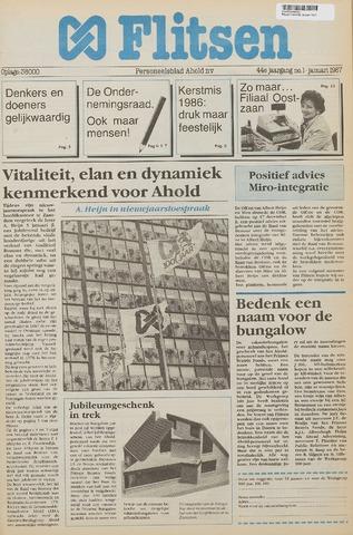 Personeelsbladen 1987