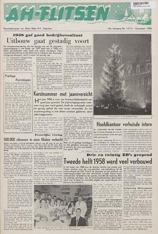 Personeelsbladen 1958-12-01