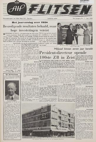 Personeelsbladen 1959-06-01